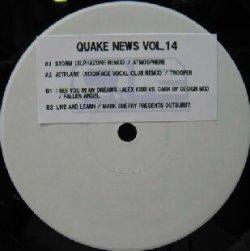 画像1: $ QUAKE NEWS VOL.14 (QRNW-14) Y10