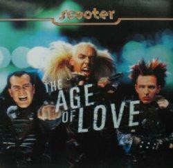 画像1: SCOOTER / THE AGE OF LOVE  原修正