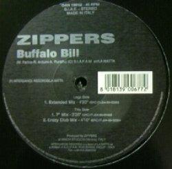 画像1: ZIPPERS / BUFFALO BILL  原修正
