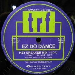 画像1: %% trf / EZ DO DANCE (KEY BREAKER MIX) AVJT-2223 YYY0-38-16-16