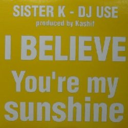画像1: %% SISTER K / I BELIEVE / You're my sunshine (WQJL-3467) 華原朋美 安室奈美恵 YYY300-3760-7-8