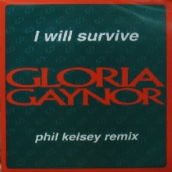 画像1: $ Gloria Gaynor / I Will Survive (Phil Kelsey Remix) 1993 (PZ 270) YYY229-2476-22-23