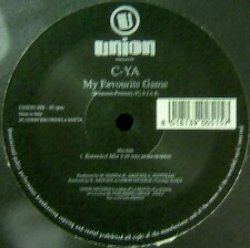 画像1: C-YA / MY FAVOURITE GAME (UNION RECORDS)