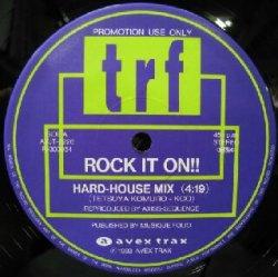 画像1: trf / ROCK IT ON!! (HARD-HOUSE MIX)