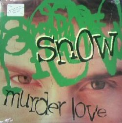 画像1: $$ Snow / Murder Love (LP) 7559-61737-1 YYY315-4002-7-19