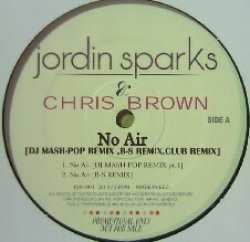 画像1: JORDIN SPARKS & CHRIS BROWN / NO AIR REMIX