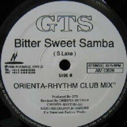 画像1: $ GTS / Bitter Sweet Samba (AIV-12026) YYY262-3008-5-30+