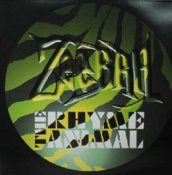 画像1: ZEEBRA / THE RHYME ANIMAL (2LP) YYY0-344-3-3
