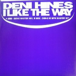 画像1: DENI HINES / I LIKE THE WAY 1  原修正