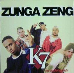 画像1: $$ K7 / ZUNGA ZENG (BLRT111) YYY202-3021-8-8