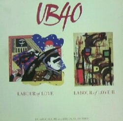 画像1: UB40 / LABOUR of LOVE / LABOUR of LOVE II 残少