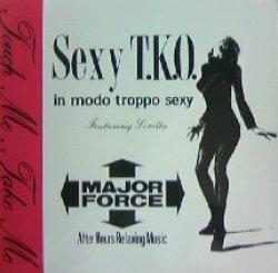 画像1: $$ SEXY T.K.O. / TOUCH ME, TAKE ME (MFAD-057) YYY271-3177-8-9