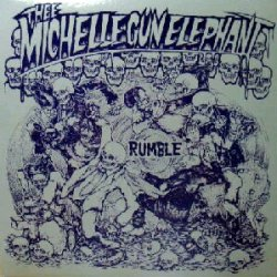 画像1: THEE MICHELLE GUN ELEPHANT / RUMBLE ラスト YYY0-337-1-1