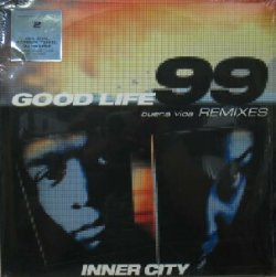 画像1: $ INNER CITY / GOOD LIFE 99 buena vida REMIXES (AIJT 5136-7) YYY222-2379-10-11