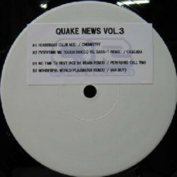 画像1: $$ QUAKE NEWS VOL.3 (QRNW-3) Y3
