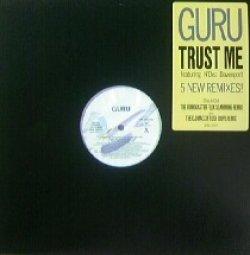 画像1: GURU FEATURING N'DEA DAVENPORT / TRUST ME YYY20-390-4-17