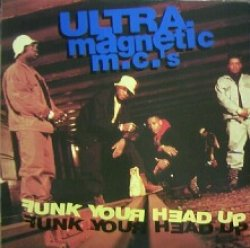 画像1: $ Ultramagnetic MC's / Funk Your Head Up (510987-1) LP YYY236-3259-3-3