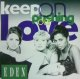EDEN / KEEP ON PUSHING OUR LOVE  原修正
