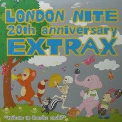 """画像1: LONDON NITE 20th anniversary EXTRAX """"tribute to kensho onuki"""" ラスト YYY0-142-1-1"""