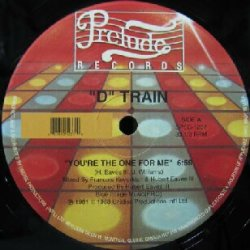 "画像1: $$ ""D""TRAIN / YOU'RE THE ONE FOR ME (SPEC-1237) YYY15-275-3-48"