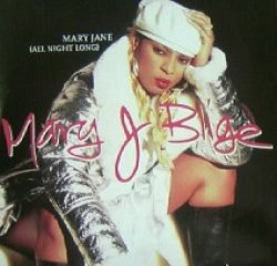 画像1: MARY J BLIGE / MARY JANE (ALL NIGHT LONG)