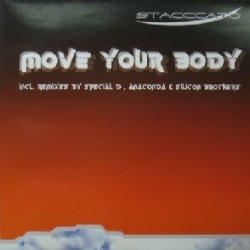 画像1: STACCCATO / MOVE YOUR BODY