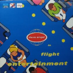 画像1: $ DAVE ANGEL / IN FLIGHT ENTERTAINMENT (854 173-1) 折 YYY319-4050-8-27