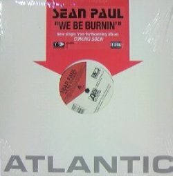 画像1: SEAN PAUL / WE BE BURNIN'