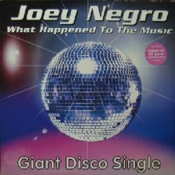 画像1: $$ JOEY NEGRO / WHAT HAPPENED TO THE MUSIC (VST 1466) YYY218-2370-5-30  原修正