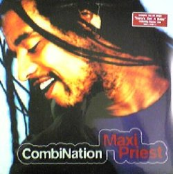 画像1: $$ MAXI PRIEST / COMBINATION (2LP) YYY75-1474-5-15