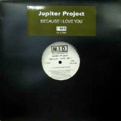 画像1: Jupiter Project / BECAUSE I LOVE YOU  原修正