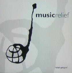 画像1: MUSIC RELIEF / WHAT'S GOING ON