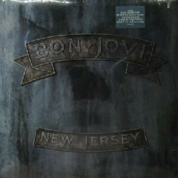 画像1: %% BON JOVI / NEW JERSEY (CUT-LP 836 345-1) YYY139-2052-12-12
