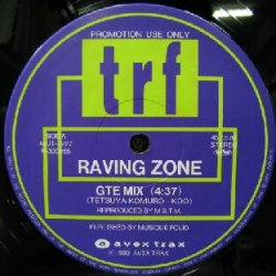 画像1: trf / RAVING ZONE