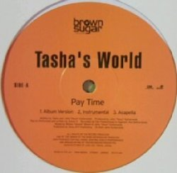 画像1: TASHA'S WORLD / PAY TIME  原修正