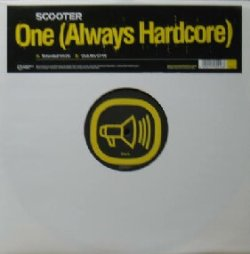 画像1: $$ SCOOTER / ONE (ALWAYS HARDCORE) 015992-0 STU Y5