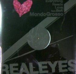 画像1: $$ MONDO GROSSO feat. BoA / EVERYTHING NEEDS LOVE (AIJL 5170) YYY106-1710-32-32 後程店長確認
