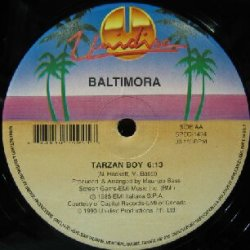 画像1: $$ BALTIMORA / TARZAN BOY (SPEC-1494)Y10