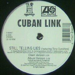 画像1: CUBAN LINK / STILL TELLING LIES