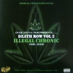 画像1: DEATH ROW VOL.2 ILLEGAL CHRONIC 1995-2002