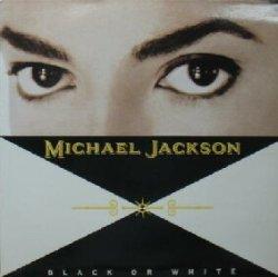 画像1: $ Michael Jackson / Black Or White (657598 6)  UK YYY20