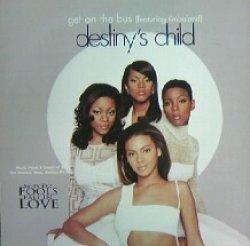 画像1: DESTINY'S CHILD / GET ON THE BUS (featuring timbaland)