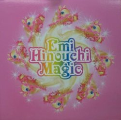 画像1: %% 日之内絵美 / Magic (TTC-001) レコード盤 YYY118-1829-6-7