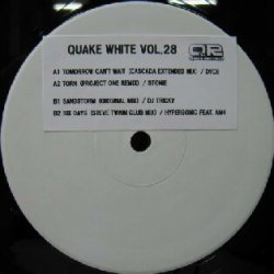 画像1: $ QUAKE WHITE VOL.28 (QRPR-28) Y30